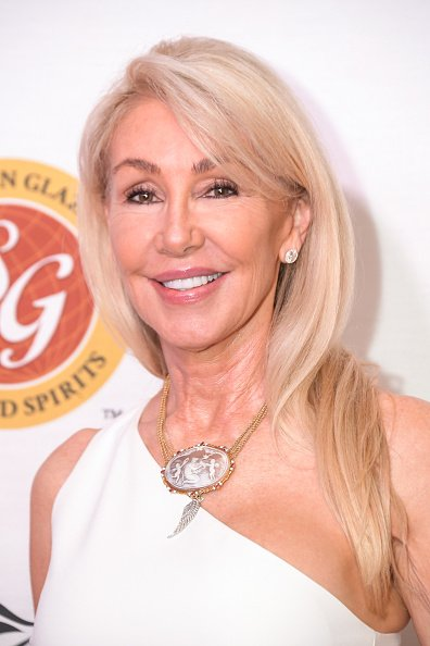 Linda Thompson attends the 145th Kentucky Derby Unbridled Eve Gala at The Galt House Hotel & Suites Grand Ballroom on May 03, 2019 in Louisville, Kentucky | Photo: Getty Images