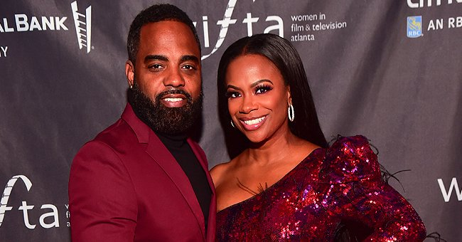 Kandi Burruss's Daughter Blaze Flashes Happy Smile in New Photos with Her Brother Ace