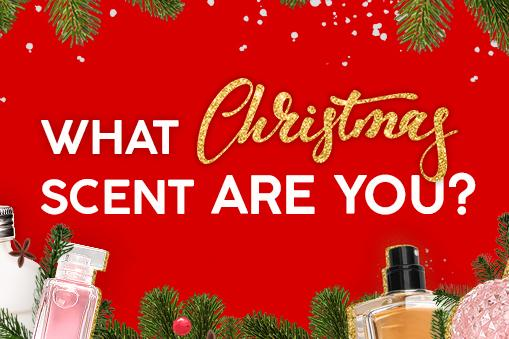 Christmas Quiz: Discover the Smells of Magical Holiday Moments