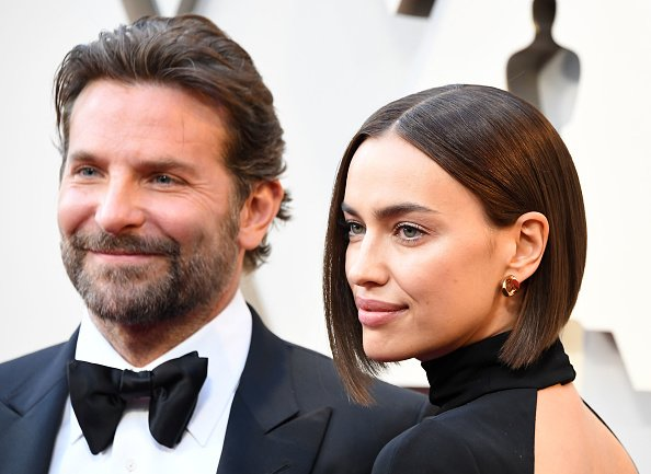 Bradley Cooper and Irina Shayk at the 91st Annual Academy Awards in Hollywood, California. | Photo: Getty Images