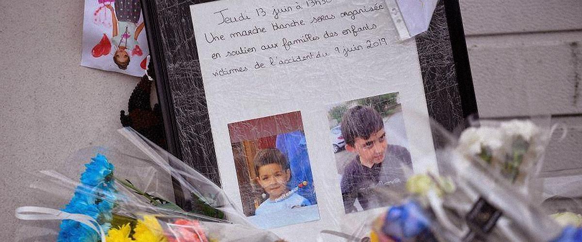 Le deuxième enfant de l'accident de Lorient dans le coma