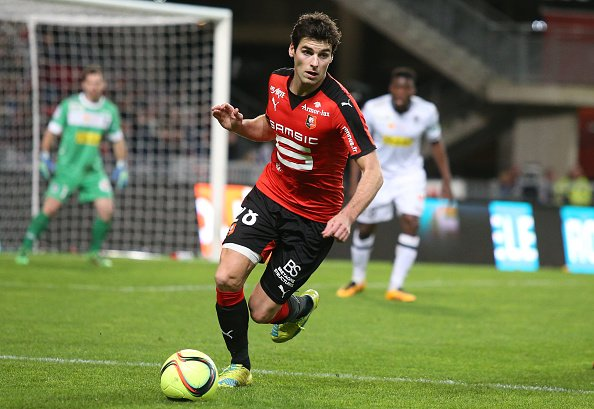 La photo de l'ancien footballeur Yoann Gourcuff | Source: Getty Images / Global Ukraine