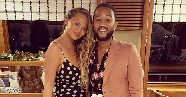 Chrissy Teigen Celebrates Her Husband John Legend's Birthday with a Unique Contest