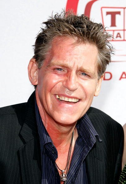"""Jeff Conaway arrives at the 6th annual """"TV Land Awards"""" held at Barker Hanger on June 8, 2008, in Santa Monica, California. 