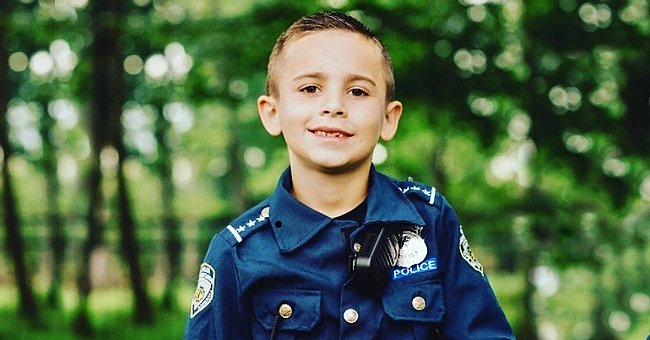 10-Year-Old Ohio Boy Helped Raise over $315,000 to Provide Ballistic Vests for Police Dogs