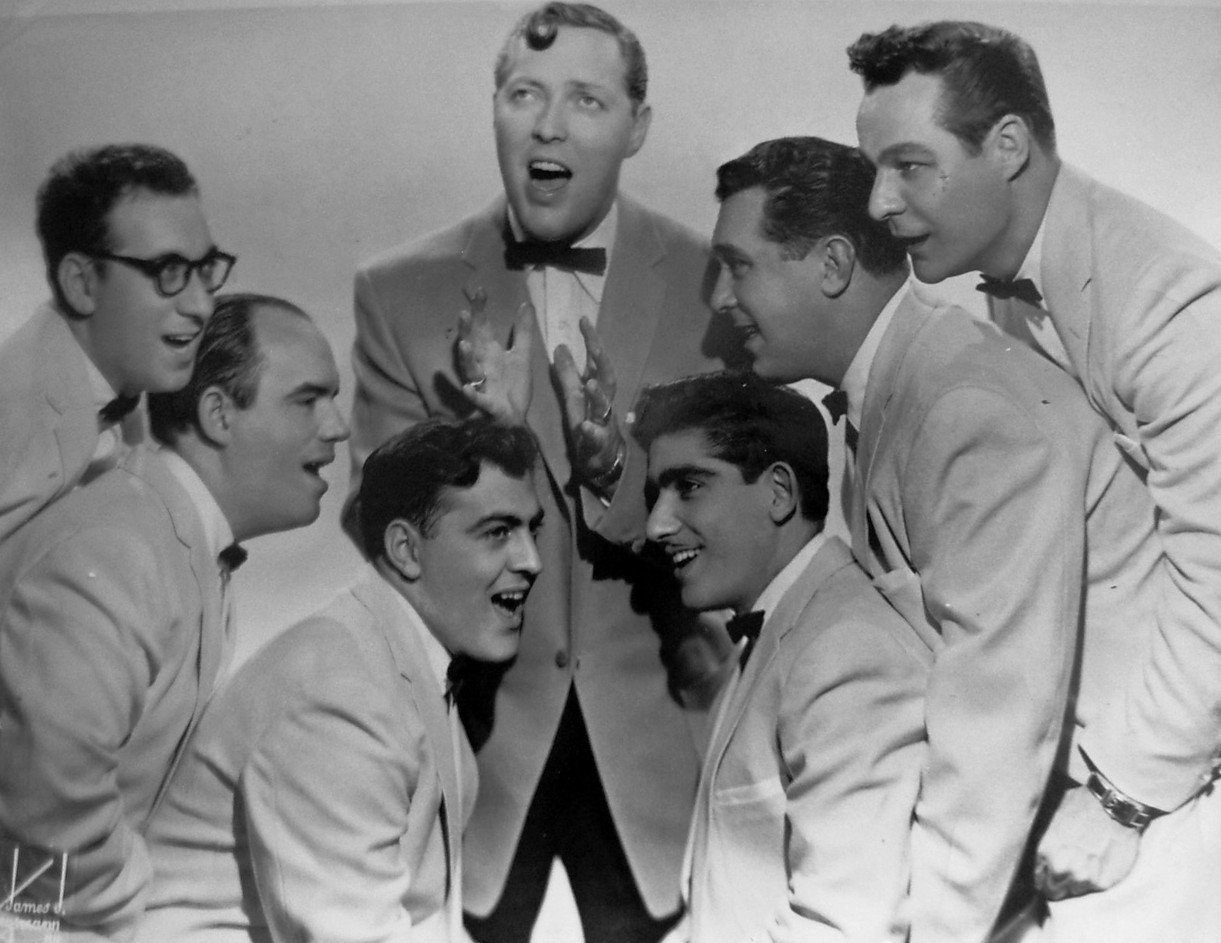 Bill Haley and the Comets August 4, 1956 | Source: Wikimedia Commons