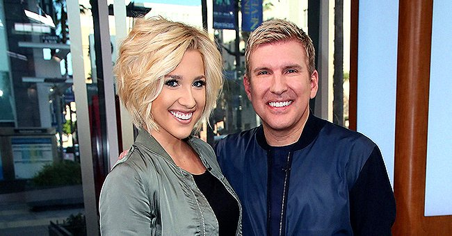 See How Todd Chrisley Paid Tribute to His Daughter Savannah on Her 23rd Birthday