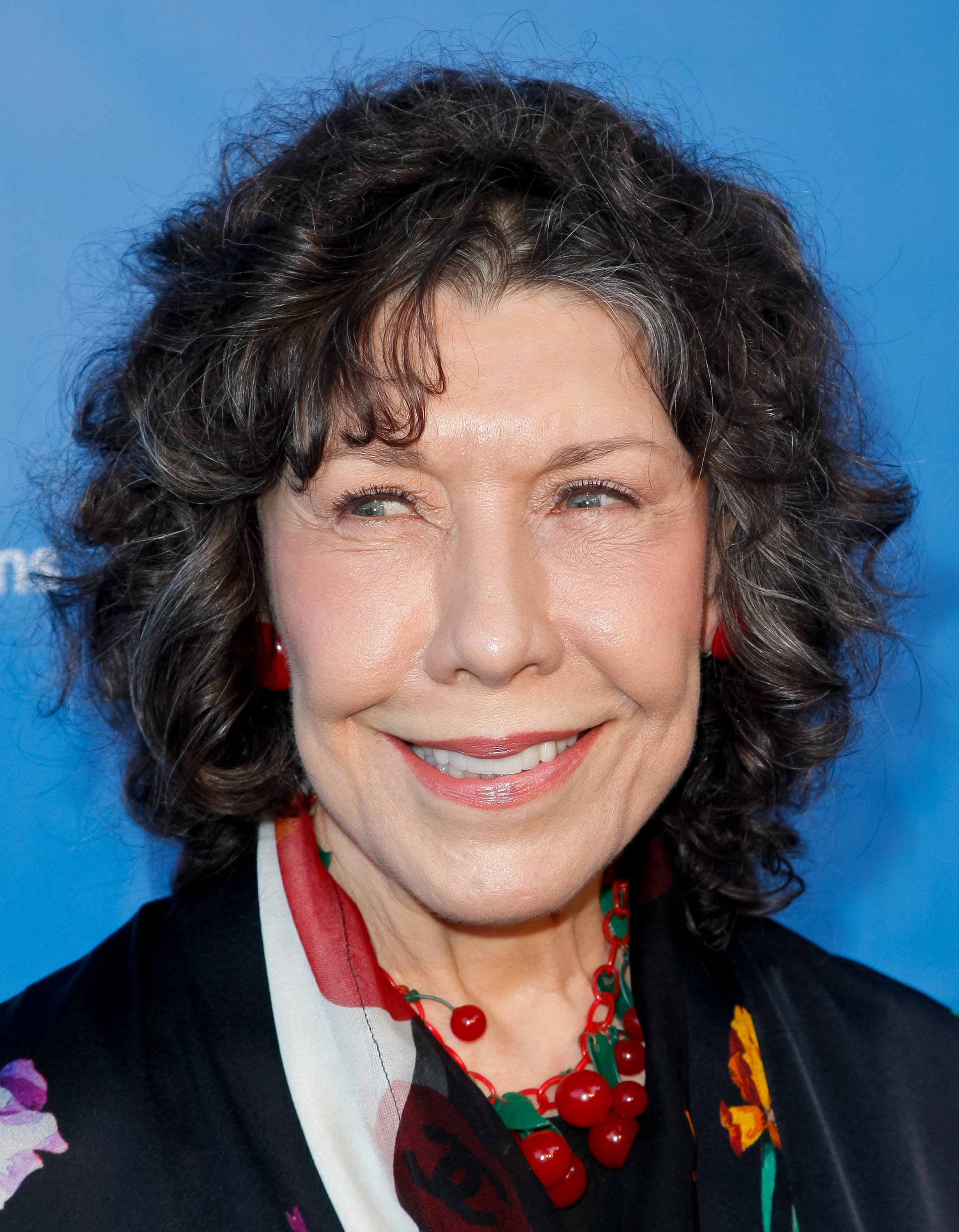 Lily Tomlin pictured at the 10th annual Oceana SeaChange Summer Party, 2017, California.   Photo: Getty images