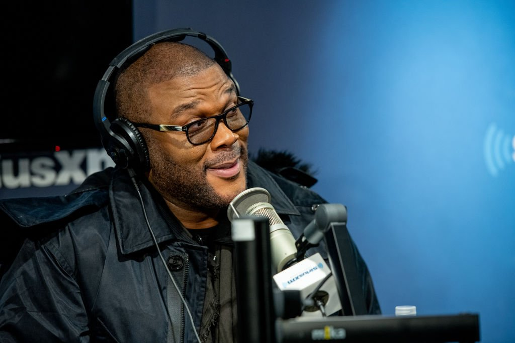 Actor/ filmmaker Tyler Perry visits SiriusXM Studios | Photo: Getty Images