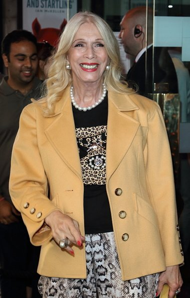 Lady Colin Campbell at the Trafalgar Studios, Whitehall in London in 2019.   Photo: Getty Images