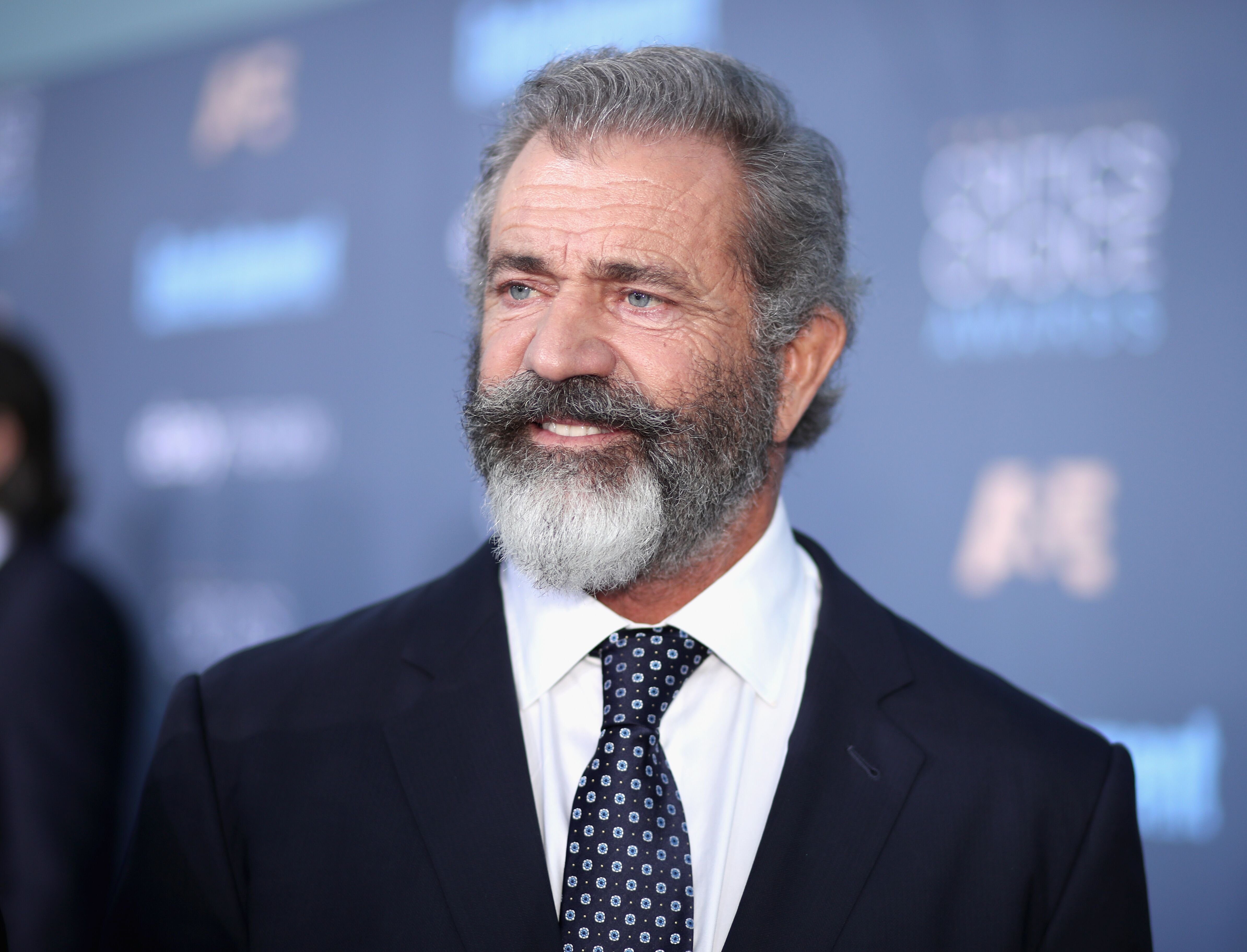 Mel Gibson at The 22nd Annual Critics' Choice Awards on December 11, 2016. | Source: Getty Images