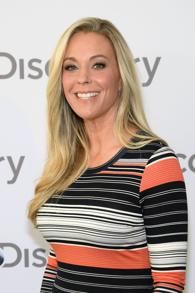Kate Gosselin attends the Discovery Upfront 2018 at the Alice Tully Hall at Lincoln Center | Photo: Getty Images