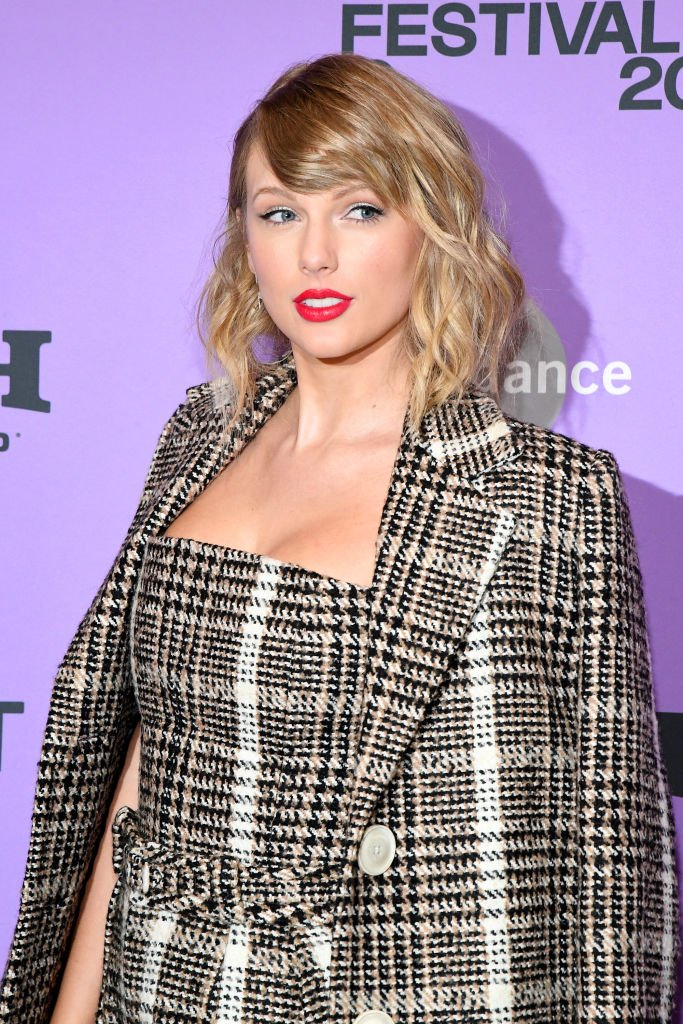 Taylor Swift / Source : Getty Images