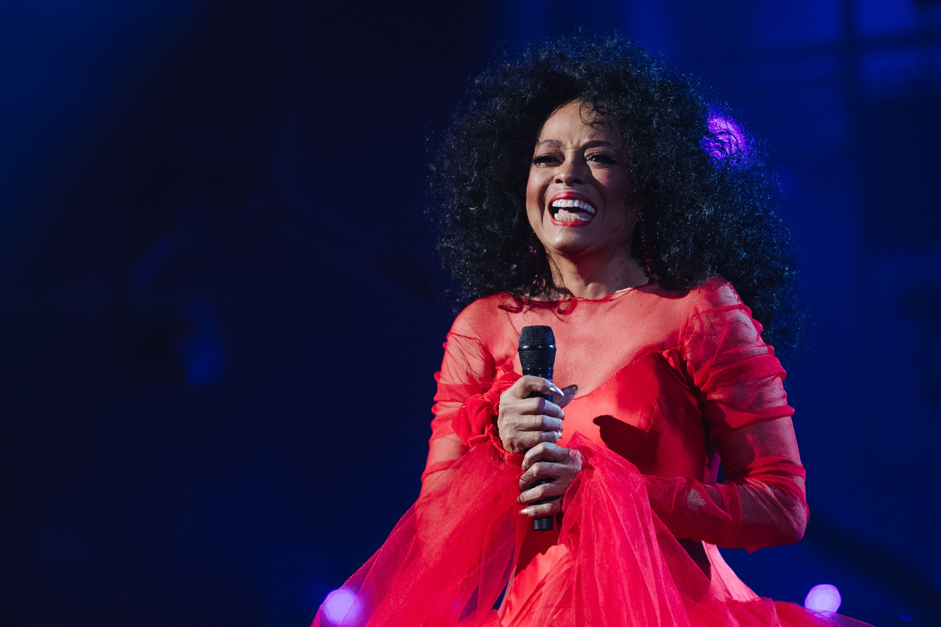 Diana Ross performs onstage at the 61st annual GRAMMY Awards at Staples Center on February 10, 2019 in Los Angeles, California | Photo: Getty Images