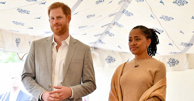 Closer Weekly: Harry Sees Meghan's Mom Doria as a Mother Figure & They Are Reportedly Close