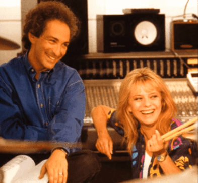 Michel Berger  et France Gall | Photo : Youtube/Costantino