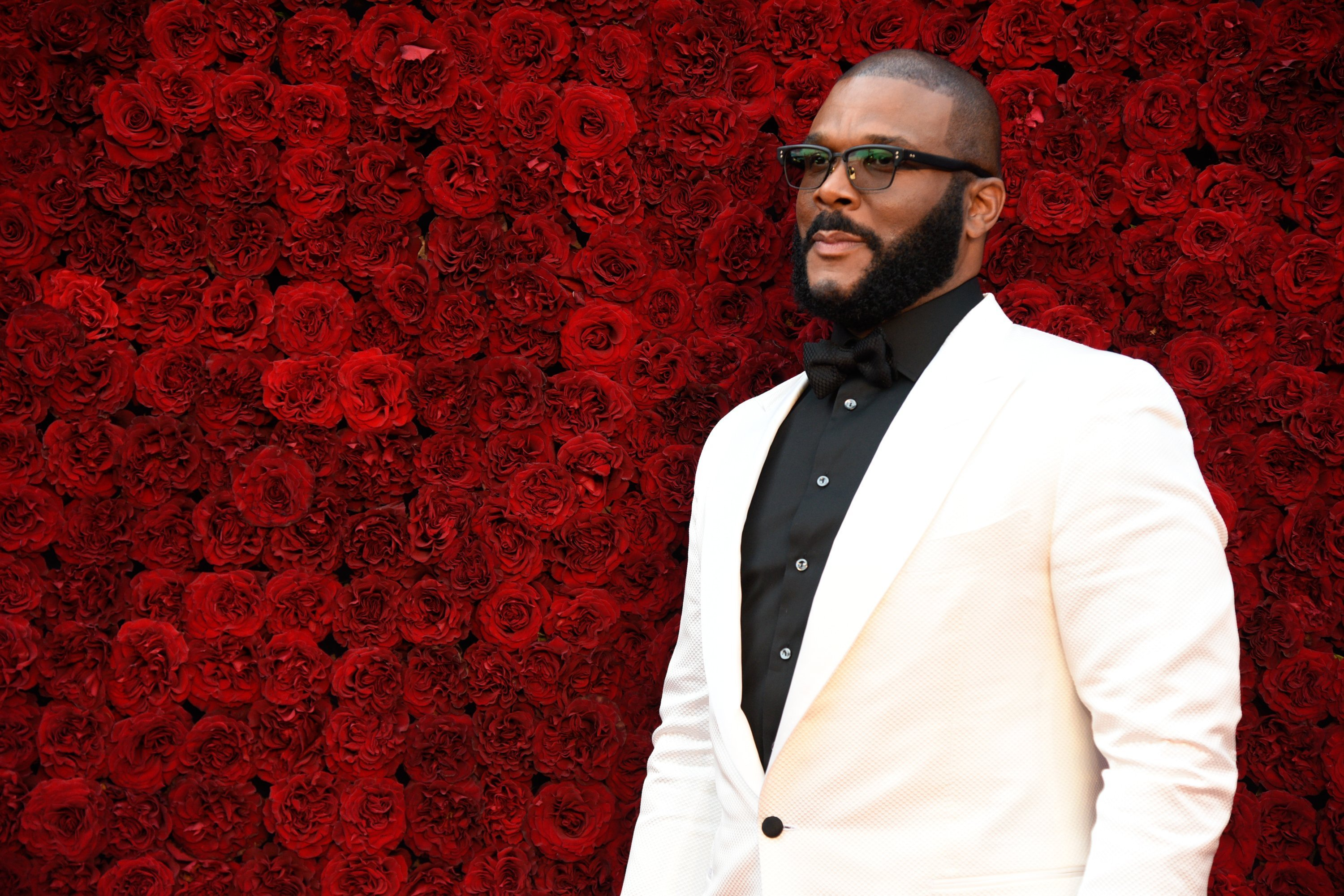 Tyler Perry attends Tyler Perry Studios grand opening gala at Tyler Perry Studios on October 05, 2019   Photo: Getty Images