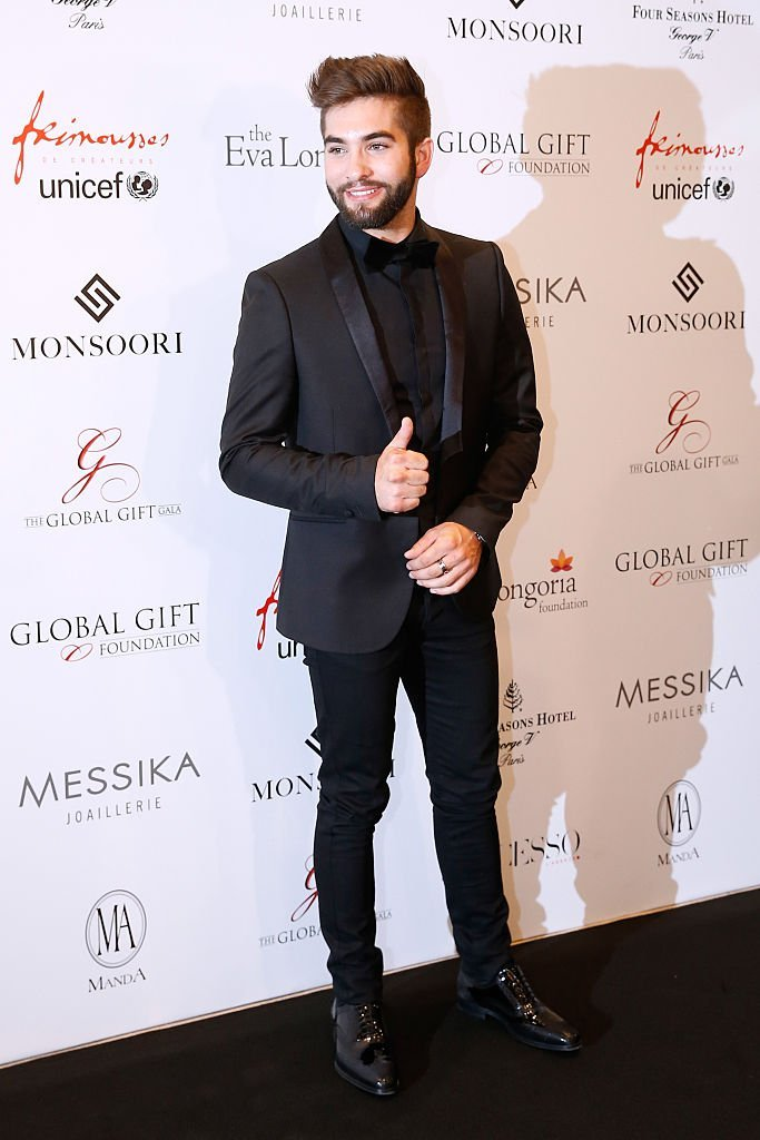 Le chanteur Kendji Girac | Photo : Getty images