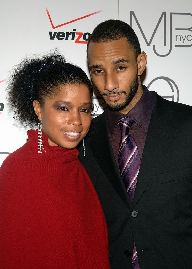 Mashonda Tifrere and Swizz Beatz attending the concert of Mary J. Blige in October 2005. | Photo: Getty Images