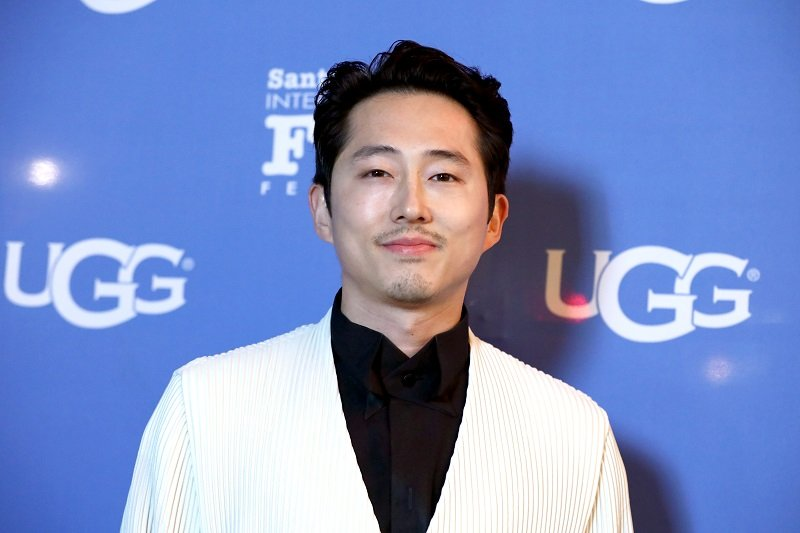 Steven Yeun on February 5, 2019 in Santa Barbara, California | Photo: Getty Images