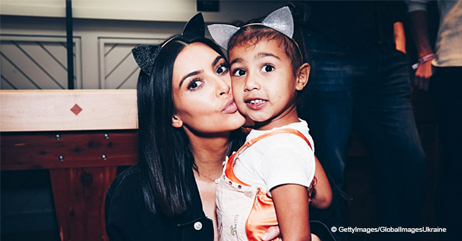 Kim Kardashian Sparks Heated Debates over Letting Her 5-Year-Old North Wear Lipstick to Church
