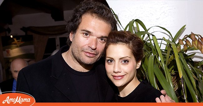 Picture of Brittany Murphy and her husband Simon Monjack   Photo: Getty Images