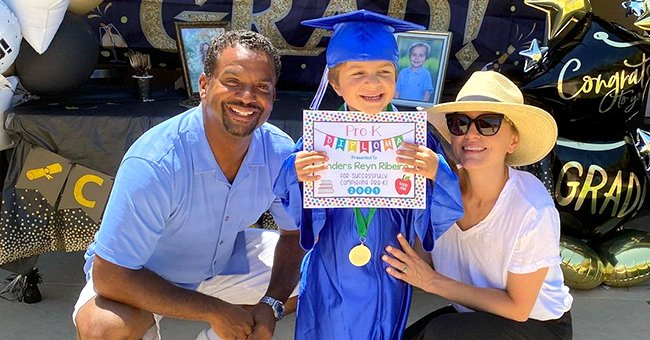 Actor Alfonso Ribeiro's Sons Graduate from Pre-K & 1st Grade, Smiling Proudly in Pics