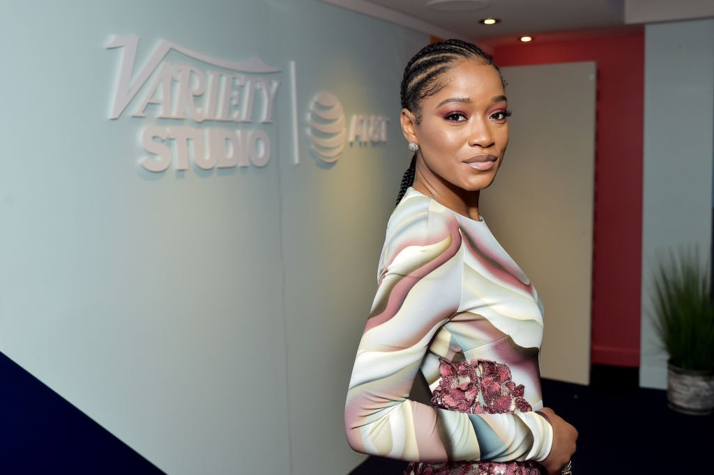 Keke Palmer stops by AT&T ON LOCATION during Toronto International Film Festival 2019 at Hotel Le Germain | Photo: Getty Images