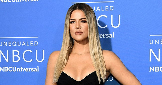 Khloé Kardashian at the 2017 NBCUniversal Upfront on May 15, 2017 in New York City. | Photo: Getty Images