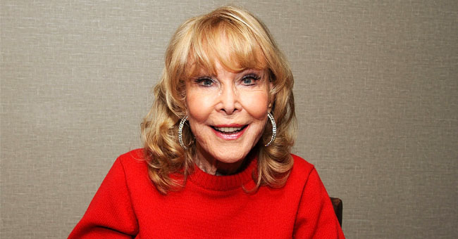 Barbara Eden of 'I Dream of Jeannie' Proves She's Not Aging by Still Looking Stunning at 87