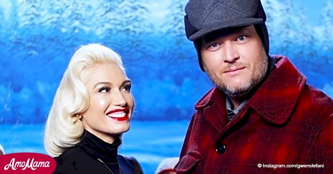Blake Shelton's contestant didn't win 'The Voice' but Gwen Stefani knows how to comfort her man