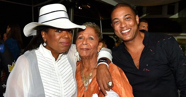 CNN Anchor Don Lemon Reveals in a Recent IG Post the Life Lesson His Mom & Oprah Taught Him