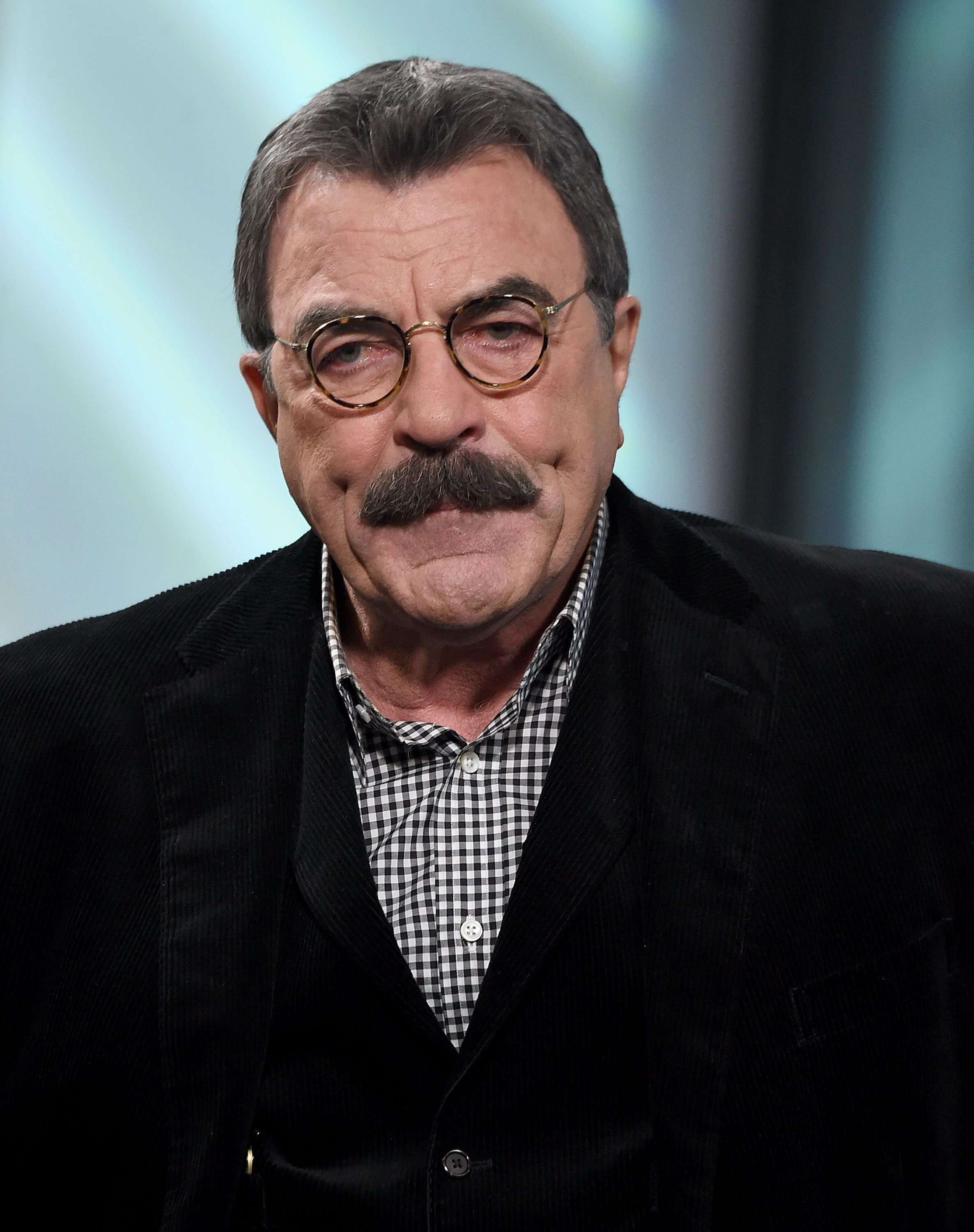 """Tom Selleck at the Build Series to discuss his show """"Blue Bloods at Build Studio on September 29, 2017 