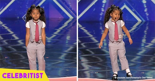 5-year-old girl wowed the audience with 'Frozen' performance in viral video