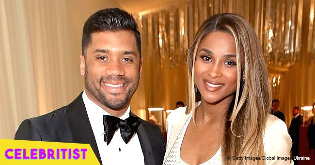Russell Wilson surprises wife Ciara with roses for her 33rd birthday in heart-melting video