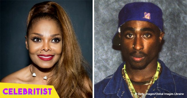 Janet Jackson pays tribute to Tupac with pics and videos from their movie together