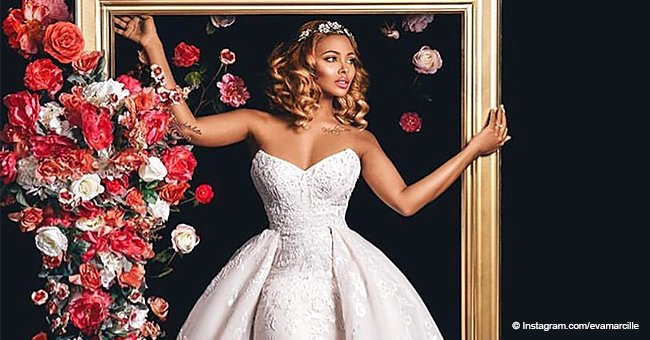 Eva Marcille Claps Back at Criticism of Her $1,000 per Person Wedding: 'I Paid for My Own Wedding'