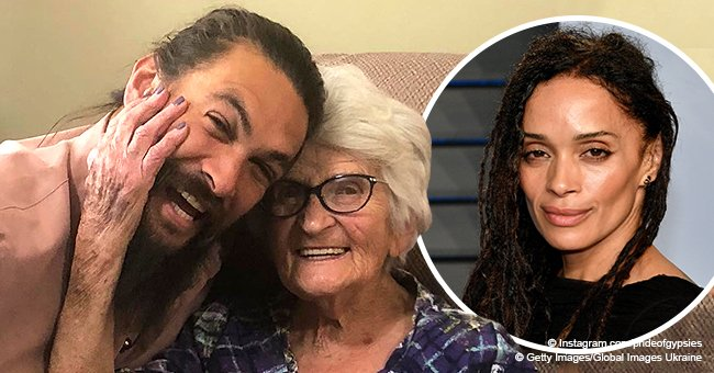 Lisa Bonet's Husband Jason Momoa Steals Hearts with Photo of Grandma Who's 'Still Got Her Spirit'