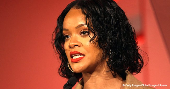 Rihanna throws shade at American Airlines passenger for watching The Super Bowl live in flight