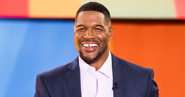Michael Strahan Reveals Close Family Bond in New Photos with His 4 Kids & Parents