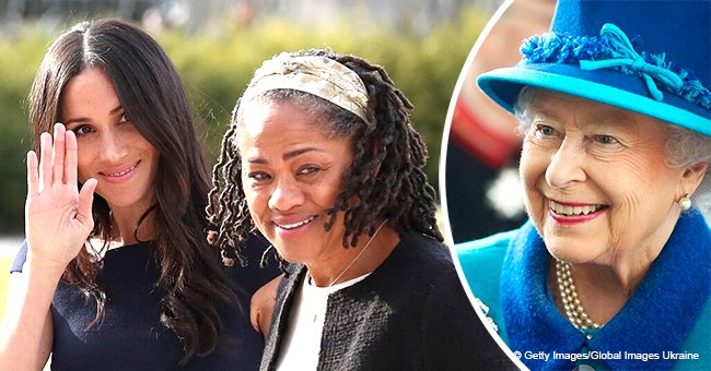 Meghan Markle's mom Doria Ragland reportedly invited to spend Christmas with the Queen
