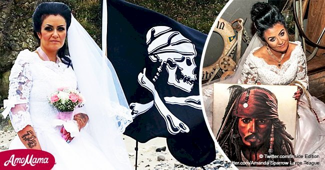 Mom of five who married the ghost of 300-year-old Haitian pirate is breaking up with him