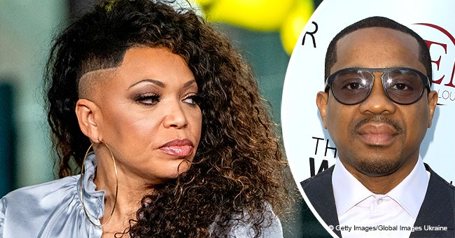Tisha Campbell accuses estranged husband Duane Martin of physical abuse & strangulation