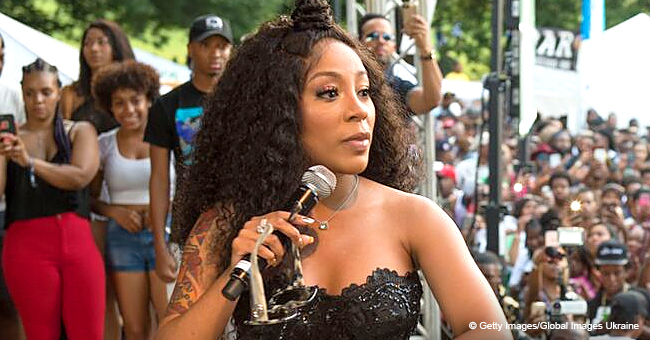 K. Michelle Sparks Rumors She's Got Butt Implants Again after Showing off Her Curves in New Video