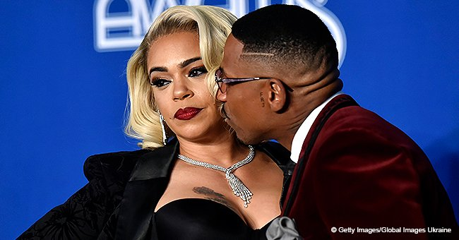 Stevie J and Faith Evans reveal they are working on 'an addition' to their family
