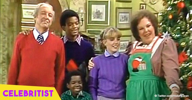 Todd Bridges shared touching photo with 'Diff'rent Strokes' castmates who passed away