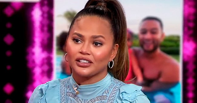Chrissy Teigen Gets Candid with Fans about Her Grief after Suffering Miscarriage