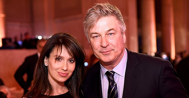 Alec Baldwin's Wife Hilaria Posts Selfie with the Actor and Their Oldest Child Carmen after Cooking & Cleaning on Thanksgiving