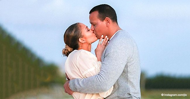 Jennifer Lopez Shares First Photos from Alex Rodriguez's Romantic Oceanside Proposal