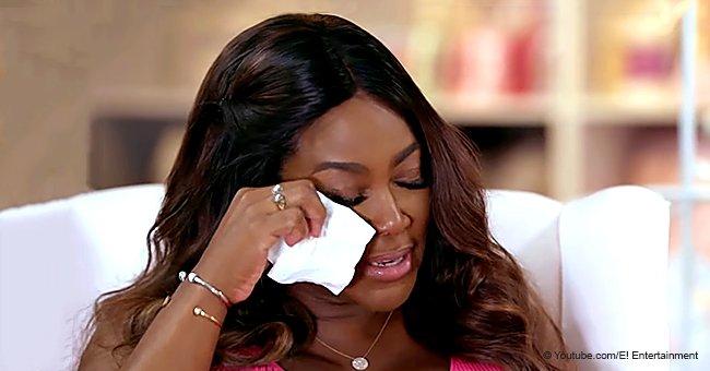 Kenya Moore Daly Breaks down in Tears While Contacting Dead Grandmother Doris on 'Hollywood Medium'